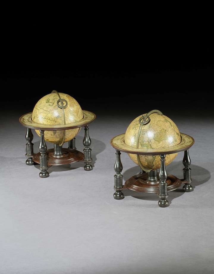 THE HARVARD SENEX GLOBES
