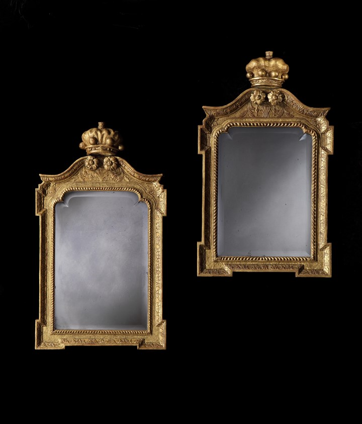 THE PERCIVAL D. GRIFFITHS MIRRORS