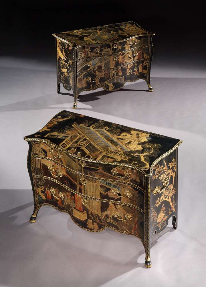 THE ST.GILES HOUSE COMMODES