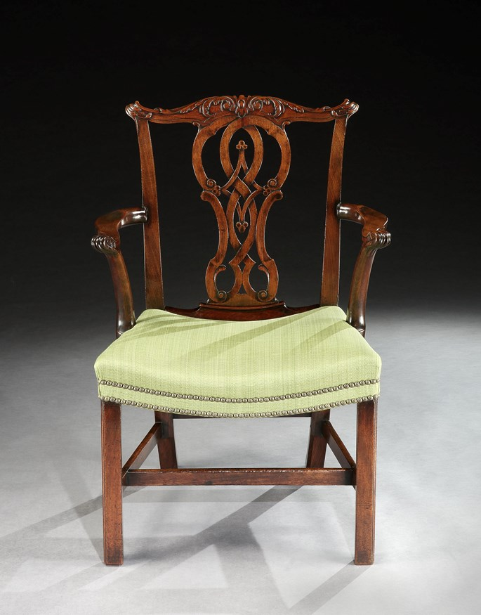 THE ST. GILES HOUSE LIBRARY CHAIRS | MasterArt