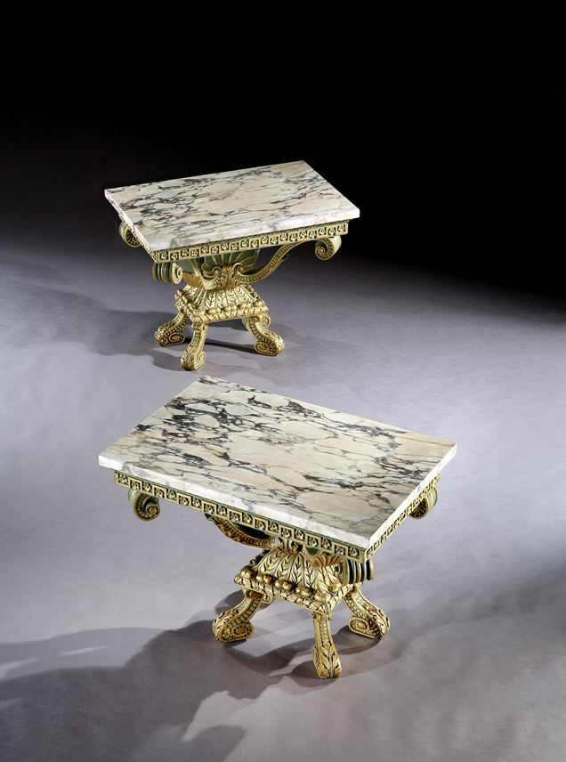 THE WATERINGBURY PLACE TABLES | MasterArt