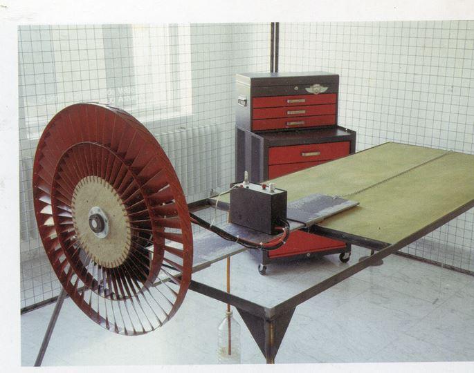 . Panamarenko - Pastille motor | MasterArt