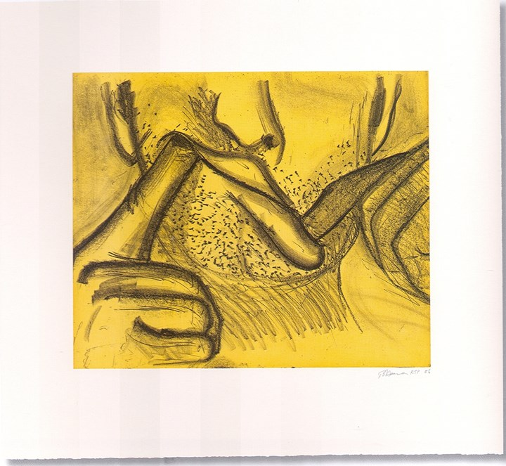 Soft Ground Etching, 2007