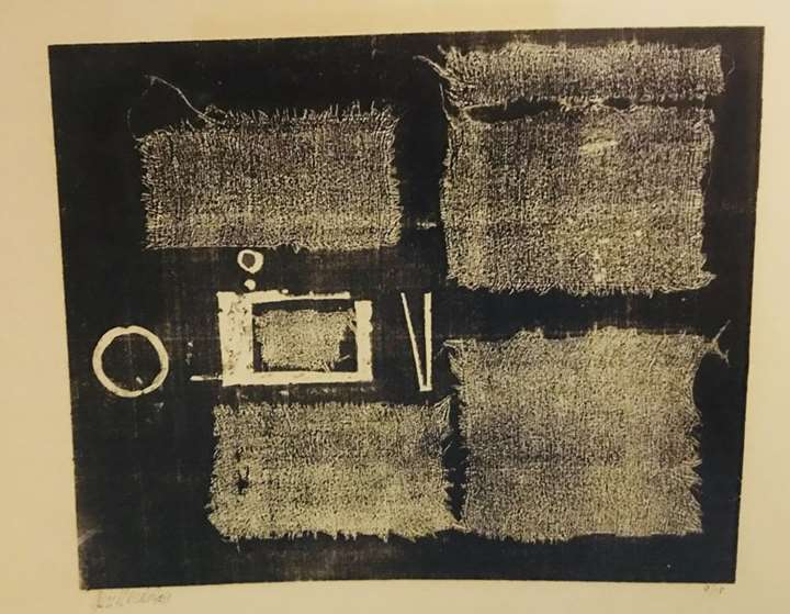 Untitled Lithografie