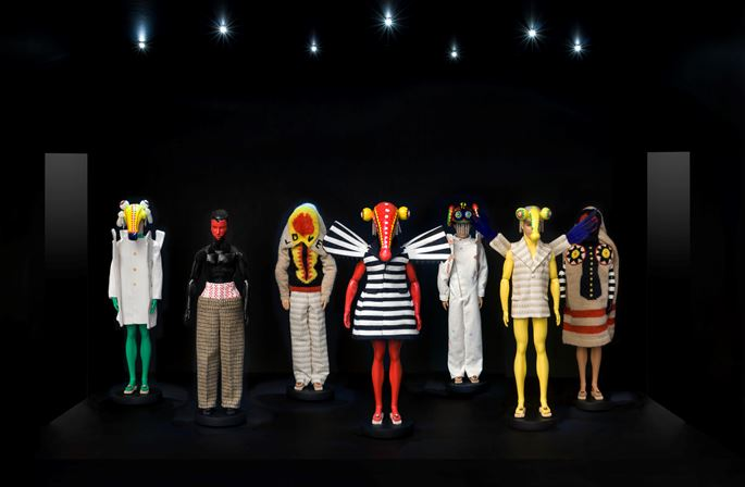 Walter Van Beirendonck - Dream the world awake / Sexclown | MasterArt