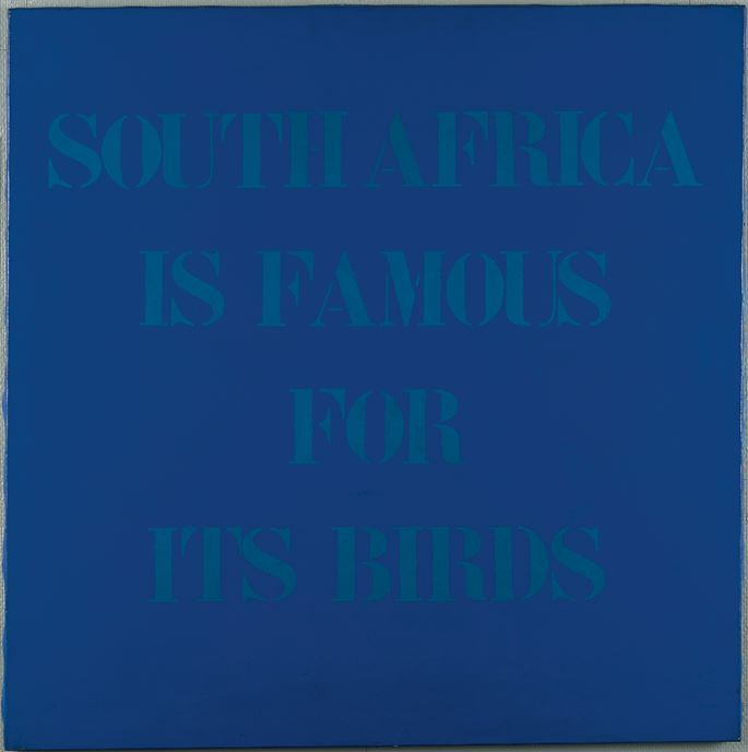 Wout Vercammen - South Africa is famous fot its birds | MasterArt