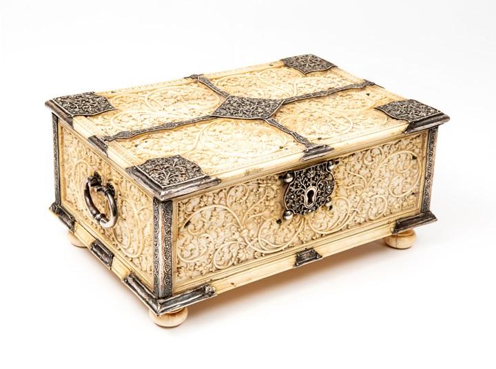 Jewellery Coffer