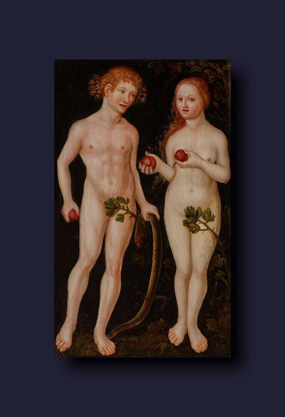 Lucas Knechtelmann - Adam and Eve | MasterArt
