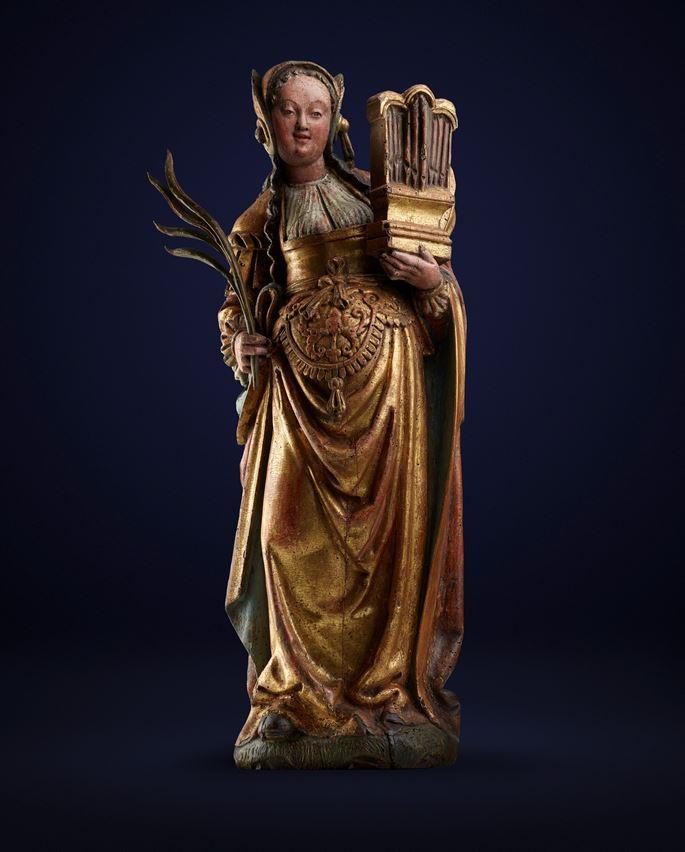 Saint Cecilia | MasterArt