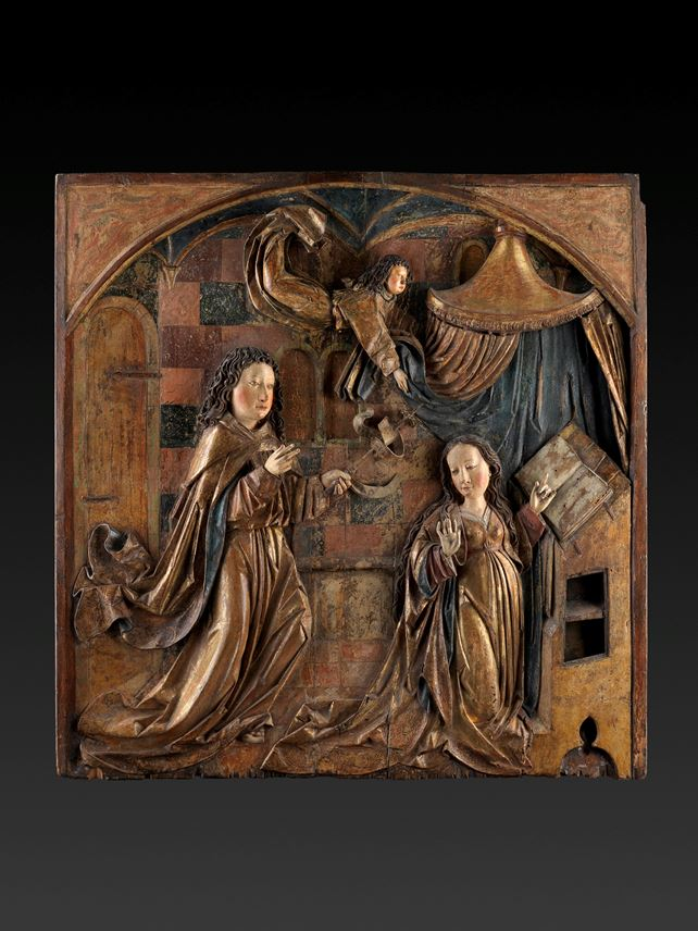 Annunciation of the Virgin Mary | MasterArt