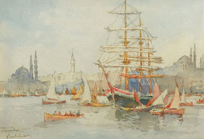 J Pavlikevitch - On the Bosphorus | MasterArt