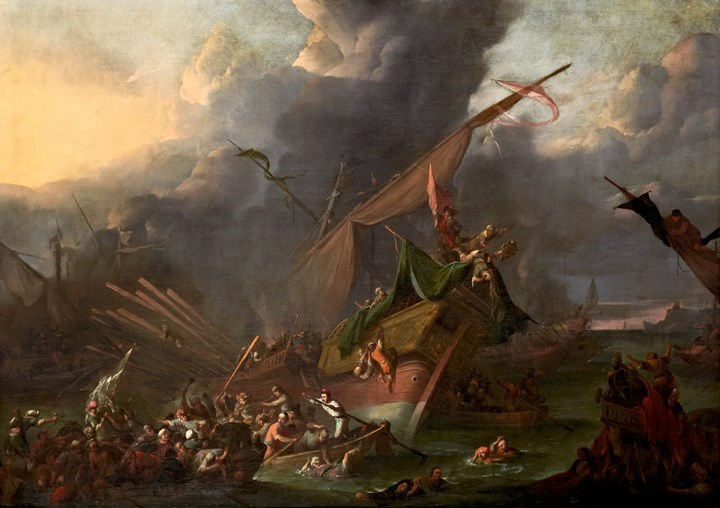The Battle of Lepanto