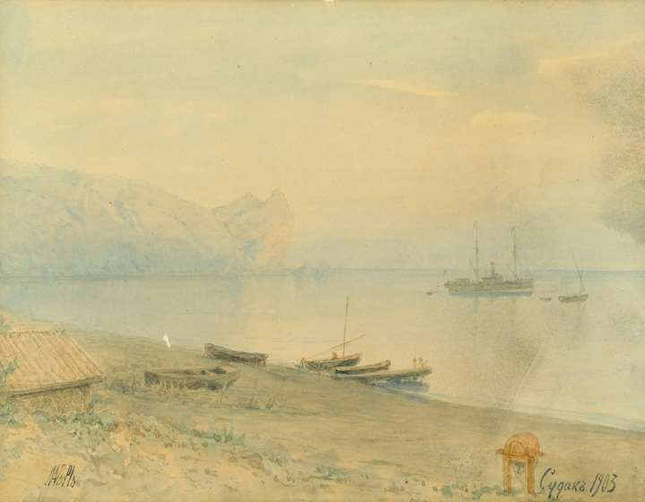 Boats by the Shore