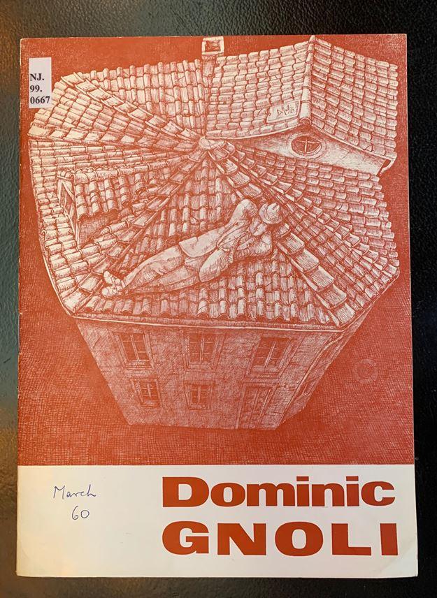 Domenico  GNOLI - Roman Dreamer | MasterArt