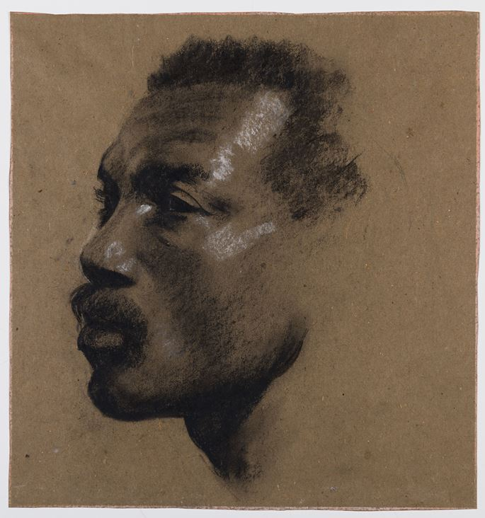 Glyn Philpot - The Head of a Black Man ('Billy') | MasterArt