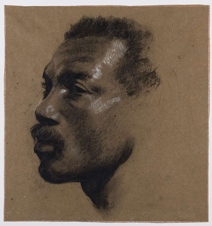 The Head of a Black Man ('Billy')