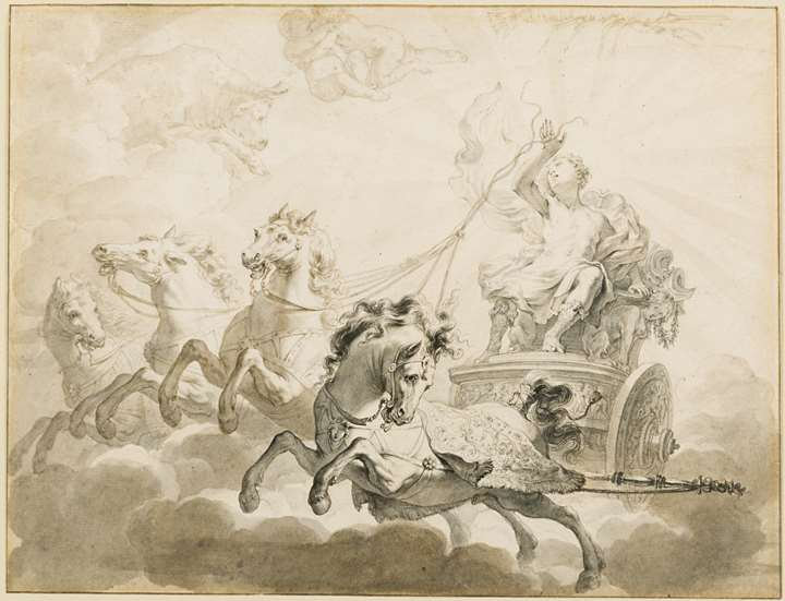 Phaeton in the Chariot of the Sun God