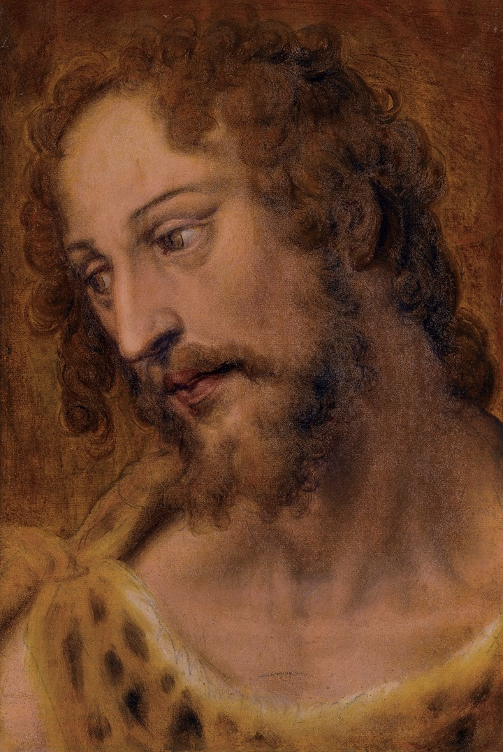 The Head of Saint John the Baptist