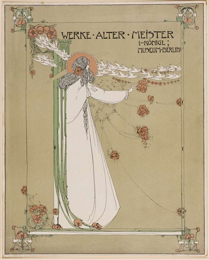 Book Cover for Werke Alter Meister, Berlin