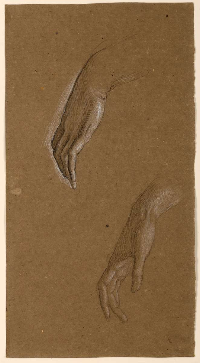 Study of Two Hands