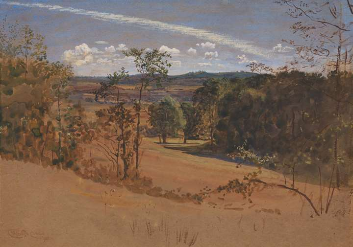 Landscape near Tunbridge Wells, Kent