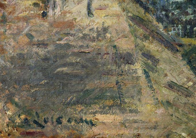 Gustave Loiseau - Pont Marie, Paris | MasterArt