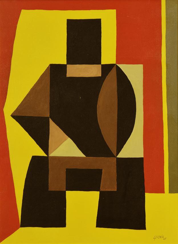 Léon Gischia - Composition | MasterArt