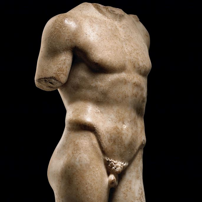 Figure of an Athlete | MasterArt