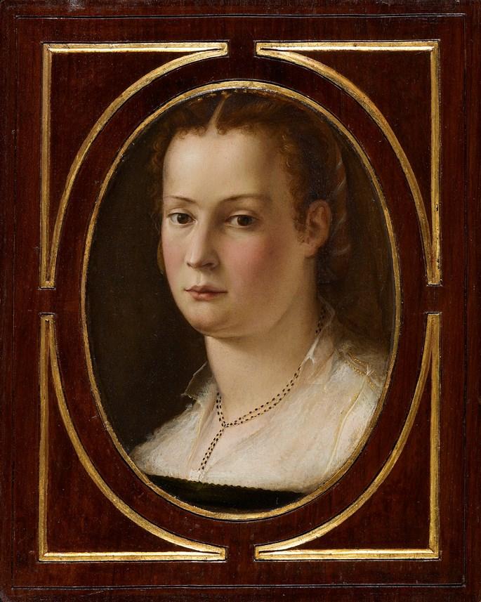 JACOPO COPPI - Portrait of a Lady | MasterArt