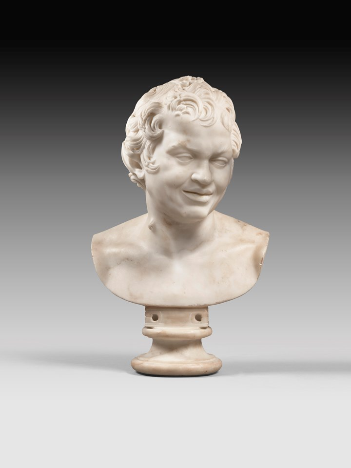 Bust of a Faun