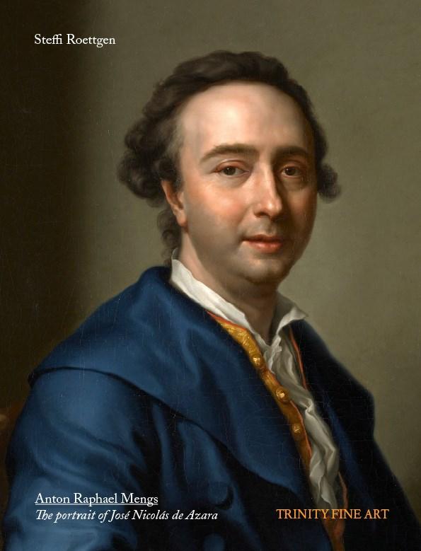 Anton Raphael Mengs - The portrait of José Nicolás de Azara