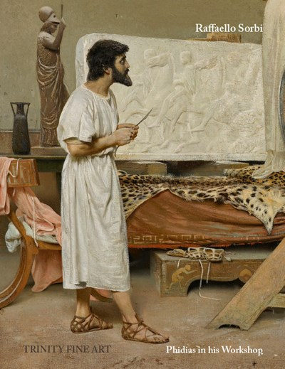 Raffaello Sorbi: Phidias in his Workshop