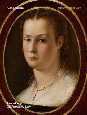 Jacopo Coppi - The Portrait of a Lady