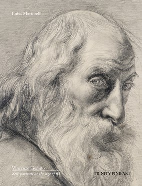 Vincenzo Gemito - Self-portrait at the age of 65