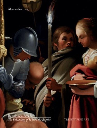 Bartolomeo Schedoni - The Beheading of St John the Baptist
