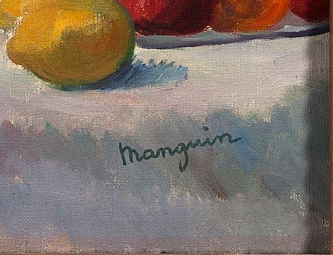 Henri  Manguin - Petite odalisque ou nu à la nature morte | MasterArt