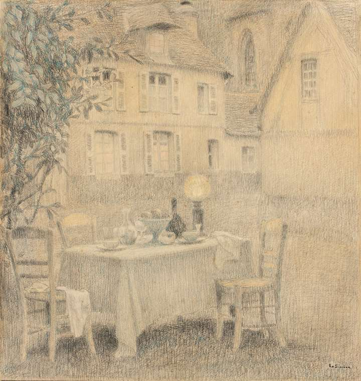 La Table, Gerberoy