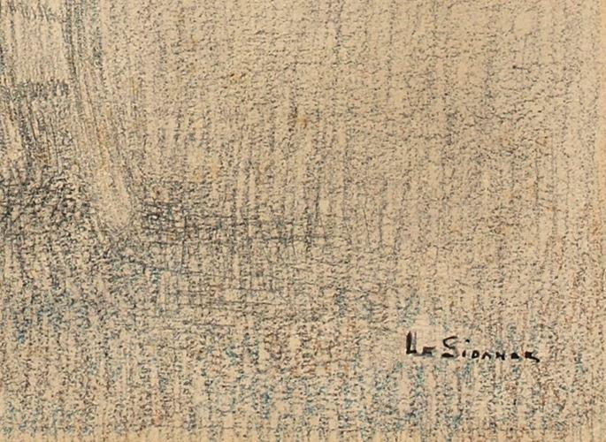 Henri Eugene Augustin Le Sidaner - La Table, Gerberoy | MasterArt