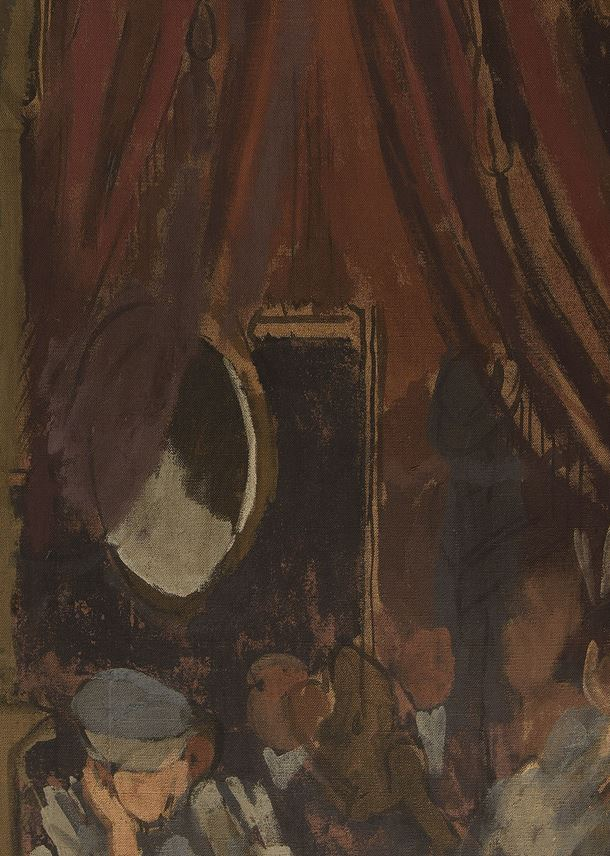 Walter  Sickert - The New Bedford | MasterArt