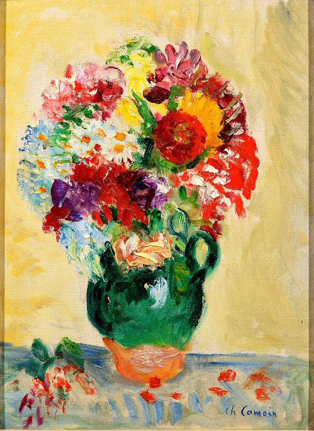 Charles Camoin - Flowers | MasterArt