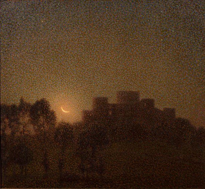 Claude Francis Barry - Windsor Castle | MasterArt