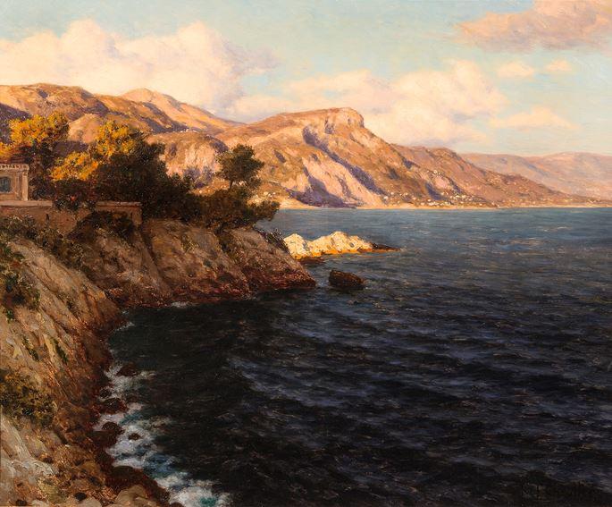 Ivan Federovich Choultsé - View of Capris | MasterArt