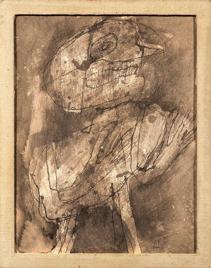 Jean Dubuffet - Personnage | MasterArt
