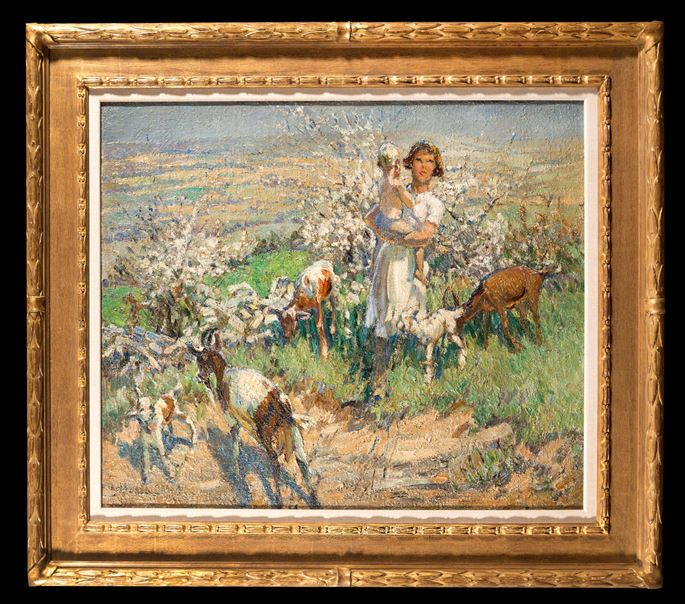 Dorothea Sharp - Spring in Cassis | MasterArt