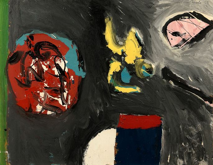 Alan Davie - Guardian Spirit for a Voyage by Night | MasterArt