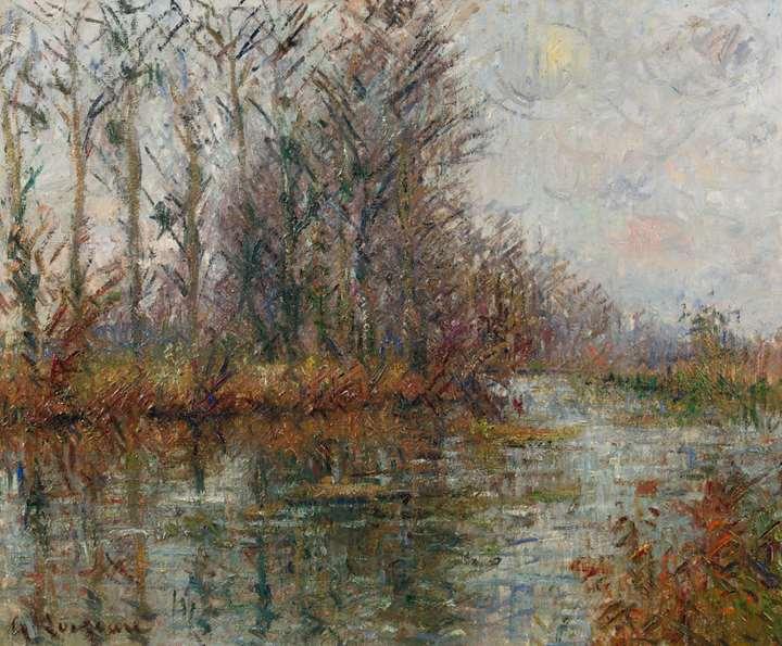 Tournant de Rivière, L'Eure