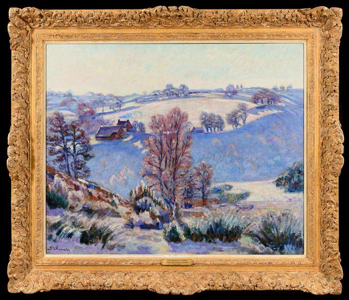 Armand Guillaumin - Gelée blanche à Crozant | MasterArt