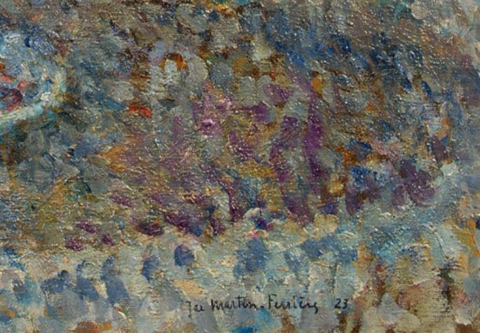 Jacques  Martin-Ferrières - Still Life | MasterArt