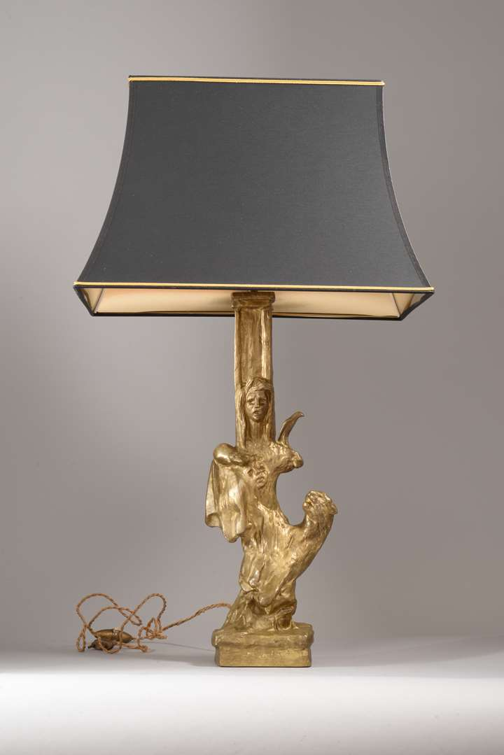 LAMPE DOMPTEUSE Vers 1962-1970