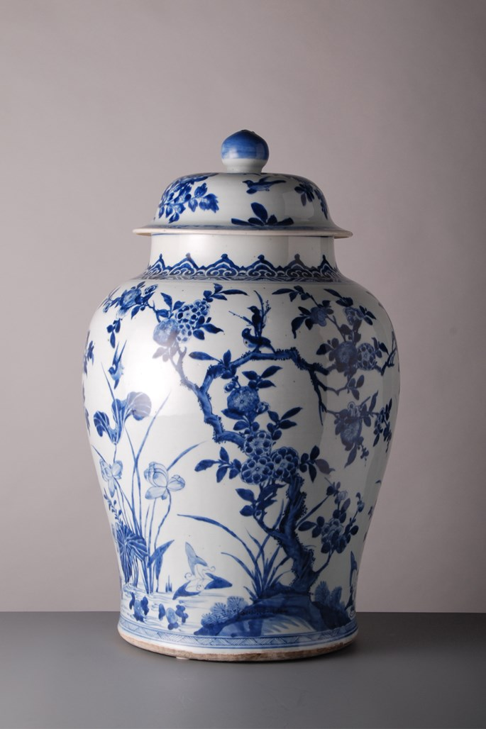 Jar and Cover - Kangxi period | MasterArt
